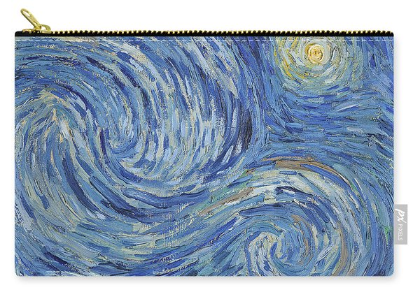 The Starry Night Carry-all Pouch