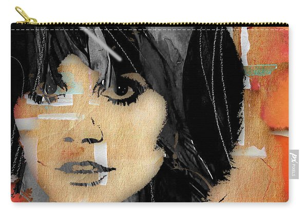 Linda Ronstadt Collection Carry-all Pouch