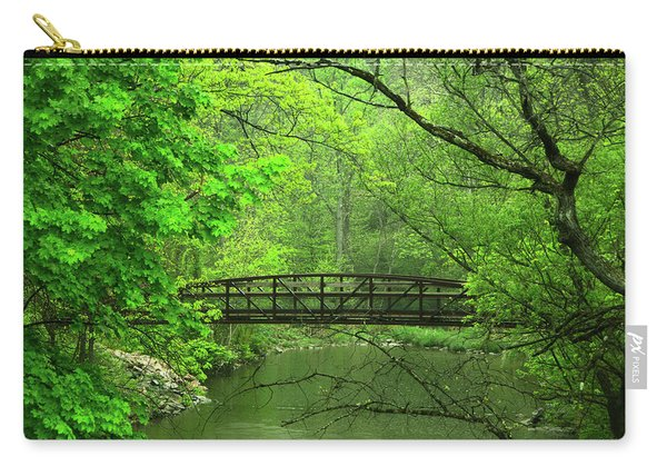 Jacobsburg State Park Pa Carry-all Pouch