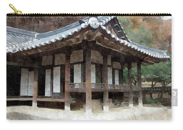 13th Century Korean Home Carry-all Pouch