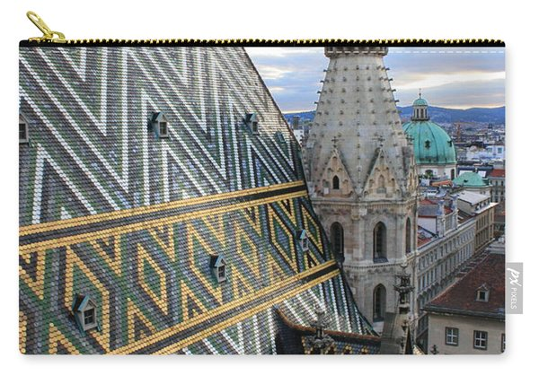 St Stephens Cathedral Vienna Carry-all Pouch