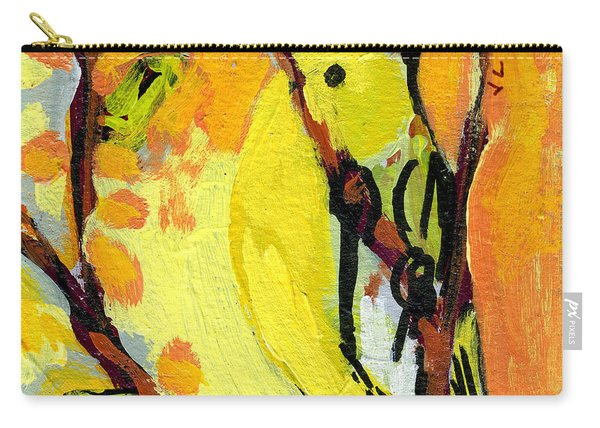 16 Birds No 1 Carry-all Pouch
