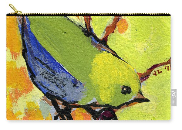 16 Birds No 2 Carry-all Pouch