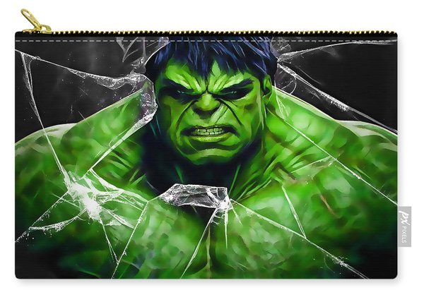 The Incredible Hulk Collection Carry-all Pouch