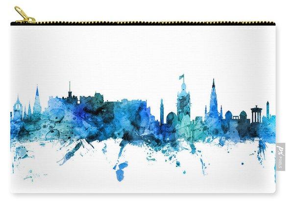 Edinburgh Scotland Skyline Carry-all Pouch