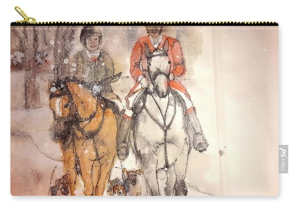 Talley Ho  Album Carry-all Pouch