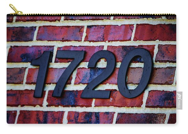 1720 Address Carry-all Pouch
