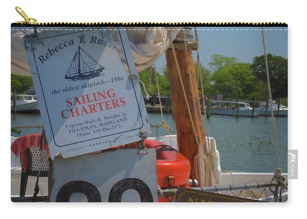 1866 Skipjack Carry-all Pouch