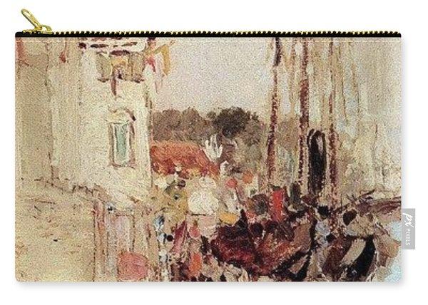 1890- Vasily Polenov Carry-all Pouch