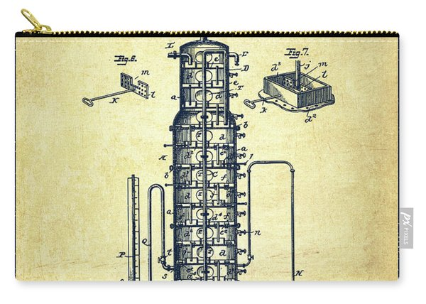 1893 Still Patent Fb82_vn Carry-all Pouch