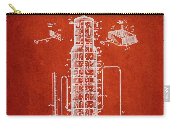 1893 Still Patent Fb82_vr Carry-all Pouch