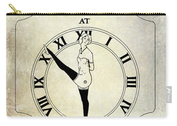 1928 Time Indicator Patent  Carry-all Pouch