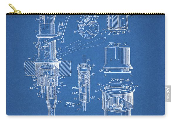 1903 Beer Tap Design Carry-all Pouch