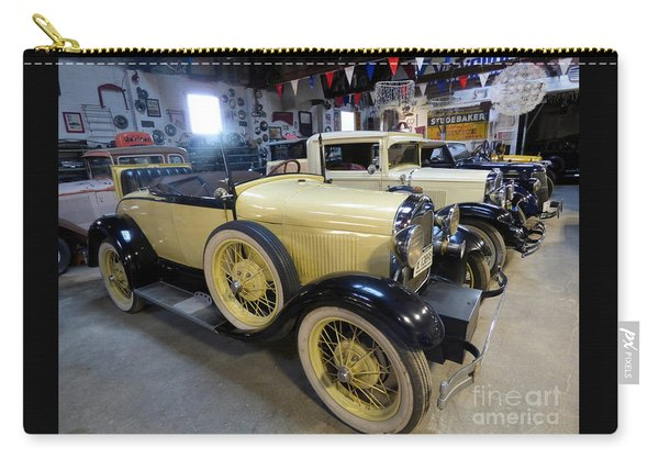 1923 Studebaker Carry-all Pouch