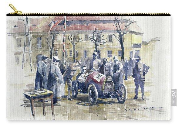 1922 Zbraslav Jiloviste Start Bugatti T13 Brescia. Carry-all Pouch