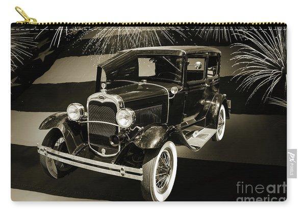 1930 Ford Model A Original Sedan 5538,16 Carry-all Pouch