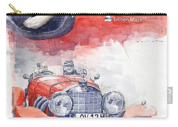 1930 Mercedes-benz 710 Ss Johen Mass  Millemiglia 2015  Carry-all Pouch