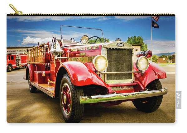 1931 Mack - Heber Valley Fire Dept. Carry-all Pouch