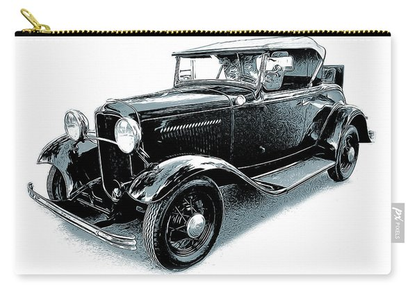 1932 Ford Roadster Carry-all Pouch