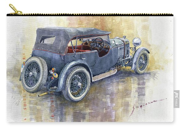 1932 Lagonda Low Chassis 2 Litre Supercharged  Carry-all Pouch