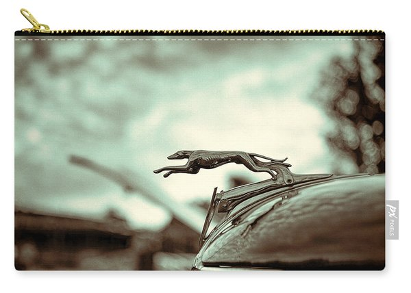 1934 Ford Hood Ornament Carry-all Pouch