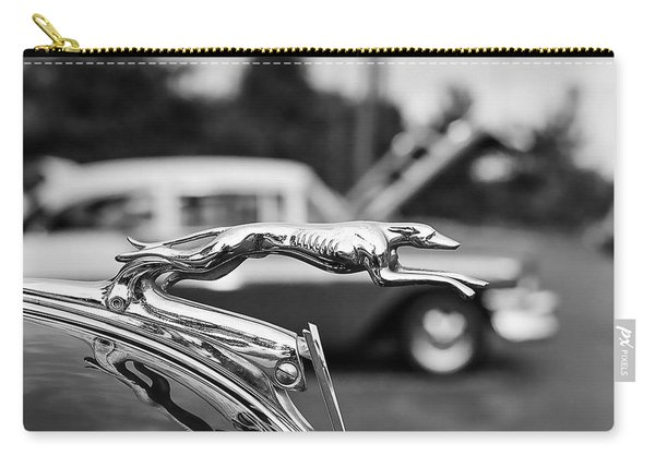 1934 Ford V8 Hood Ornament Carry-all Pouch