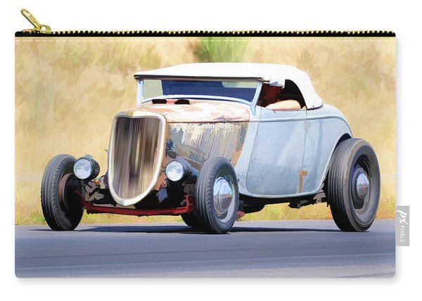1934 Roadster Carry-all Pouch