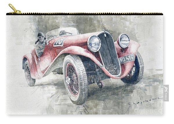1934 Walter Standart S Jindrih Knapp 1000 Mil Ceskoslovenskych Winner  Carry-all Pouch