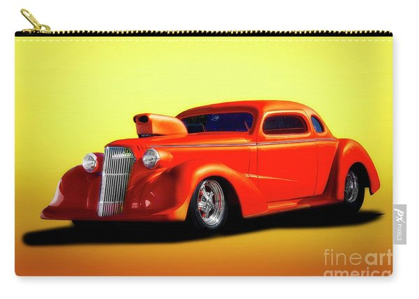 1936 Chevrolet 'pro Street' Coupe Carry-all Pouch