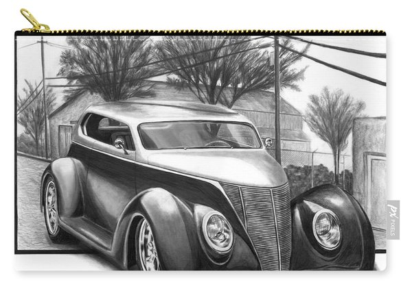 1937 Ford Sedan Carry-all Pouch