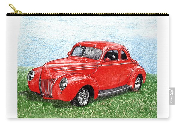 1939 Ford Standard Coupe Carry-all Pouch