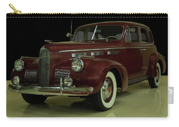 1940 Cadillac Lasalle Carry-all Pouch