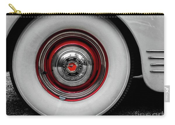 1941 Packard Convertible Wheels Carry-all Pouch