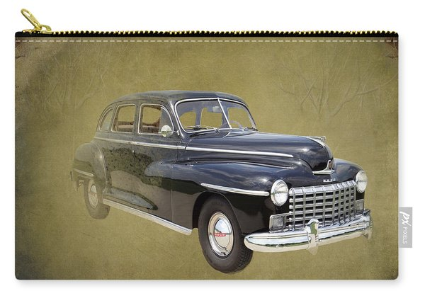 1946 Dodge D24c Sedan Carry-all Pouch