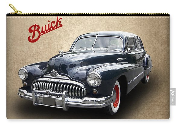 1947 Buick 8 Carry-all Pouch