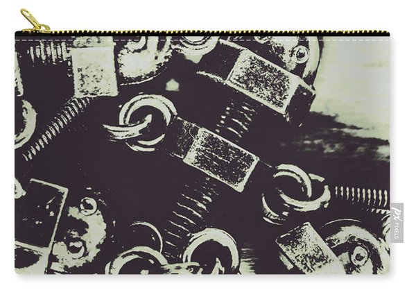 1947 Nutters Carry-all Pouch