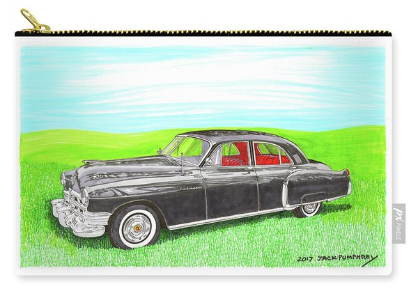 1948 Cadillac Series 62 Fleetwood Sedan Carry-all Pouch