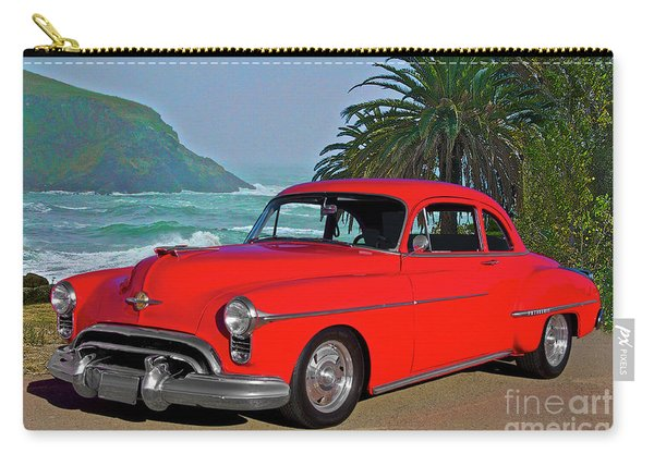 1949 Oldsmobile Rocket 88 ' Not Daddys' Carry-all Pouch