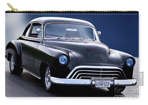 1950 Chevy 'stallion' Coupe I Carry-all Pouch