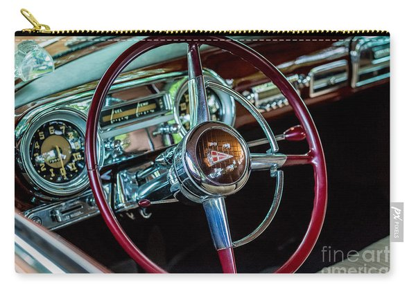 1951 Hudson Hornet Carry-all Pouch