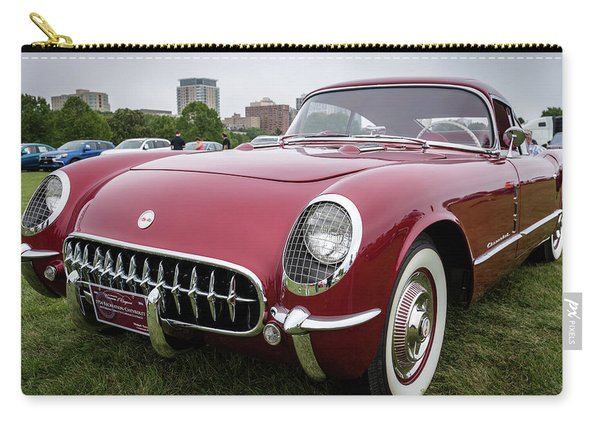 1954 Recreation Chevrolet Motorama Corvette Corvair Fastback Carry-all Pouch