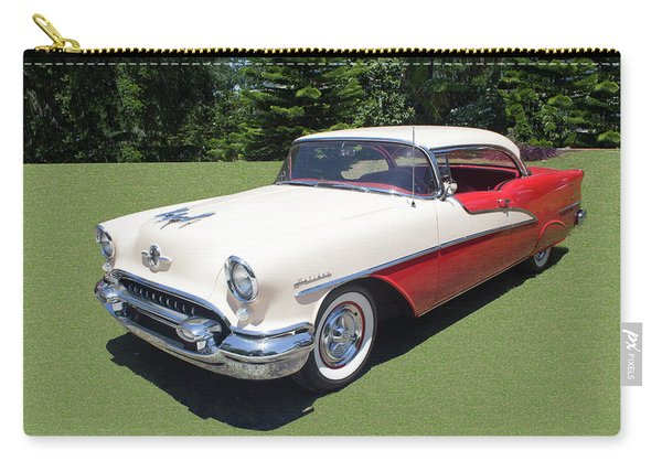 1955 Oldsmobile Super 88 Holiday Carry-all Pouch