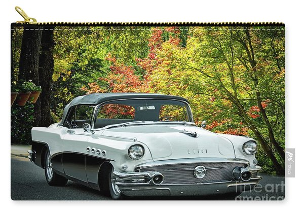 1956 Buick Roadmaster Convertible Carry-all Pouch