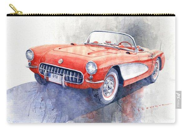 1956 Chevrolet Corvette C1 Carry-all Pouch