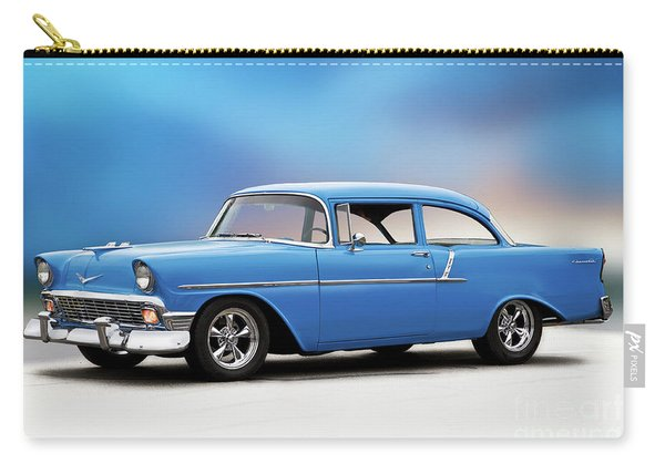 1956 Chevrolet 'mild Street' Coupe Carry-all Pouch