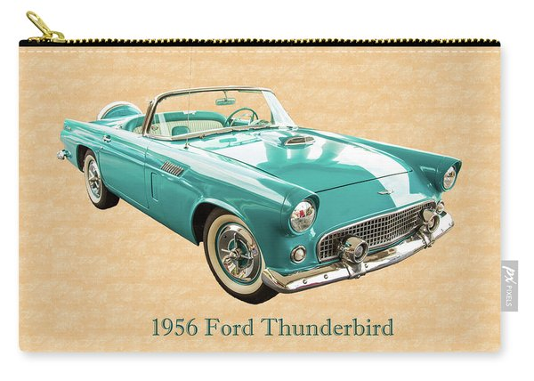 1956 Ford Thunderbird 5510.03 Carry-all Pouch
