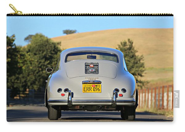 1956 Porsche 356a Rear Carry-all Pouch