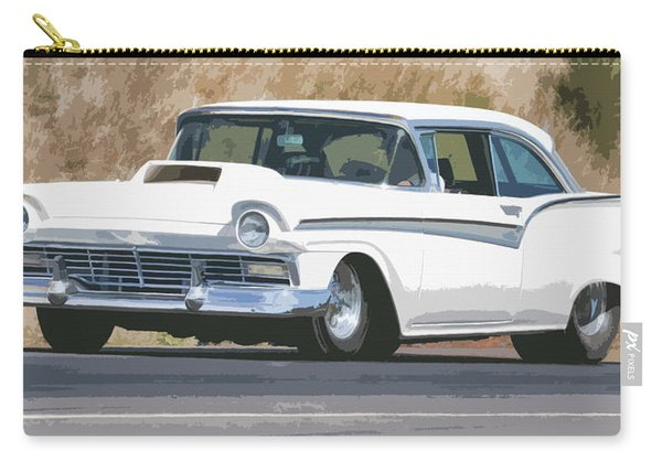 1957 Ford Racer Carry-all Pouch