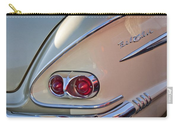 1958 Chevrolet Belair Taillight Carry-all Pouch