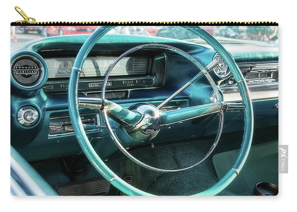 1959 Cadillac Sedan Deville Series 62 Dashboard Carry-all Pouch